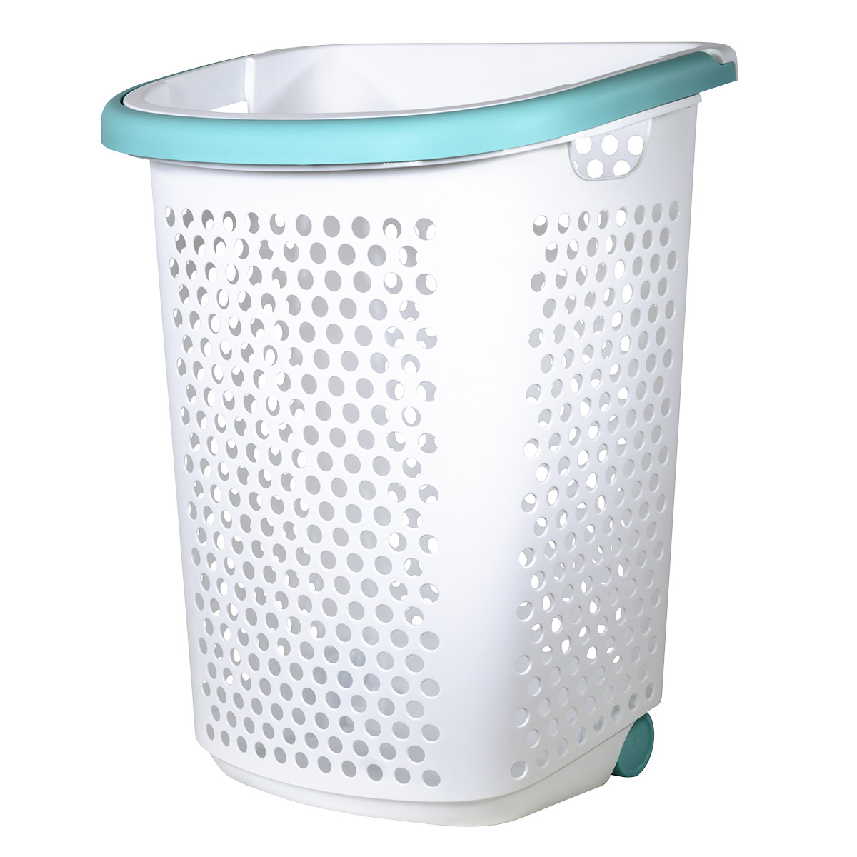 Easy Rolling Laundry Hamper The Container Store