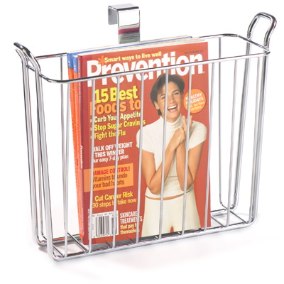 Classico Overtank Magazine Holder