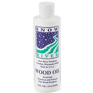 8 oz. Wood Oil