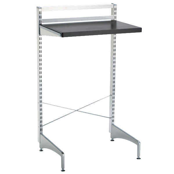 Platinum elfa Back Stop Bar