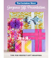 Gorgeous Gift Presentation